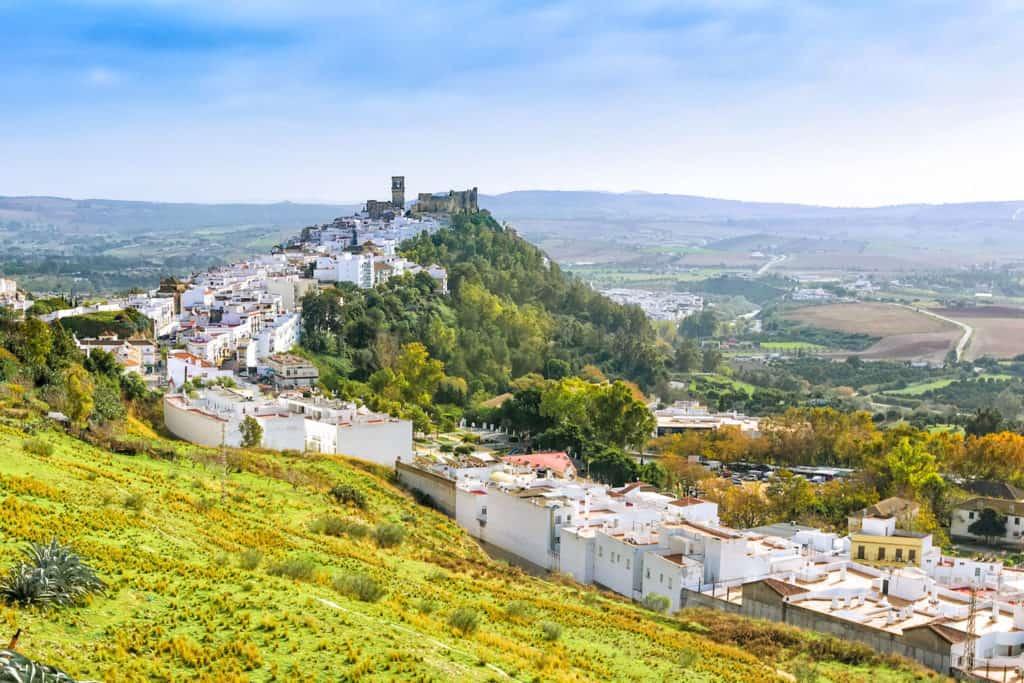 Arcos de la Frontera Pedraza es uno de los pueblos más románticos de Andalucía