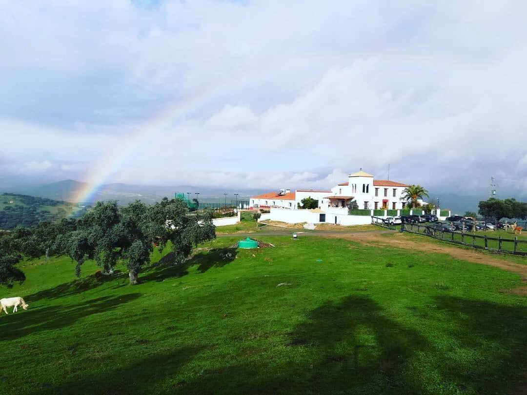 Las mejores habitaciones en complejo rural en Badajoz