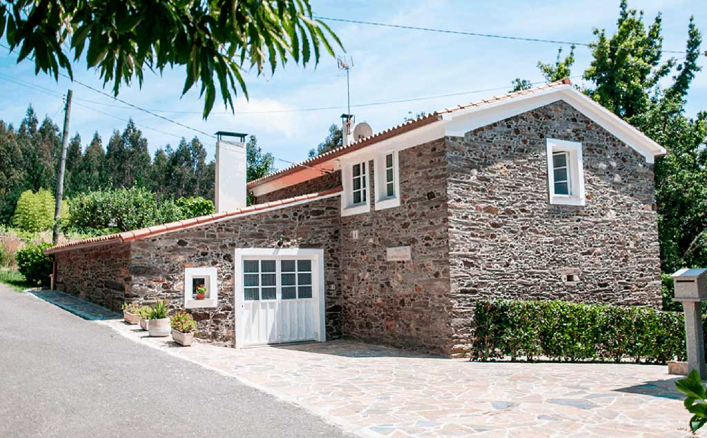 Casa rural completa en A Coruña