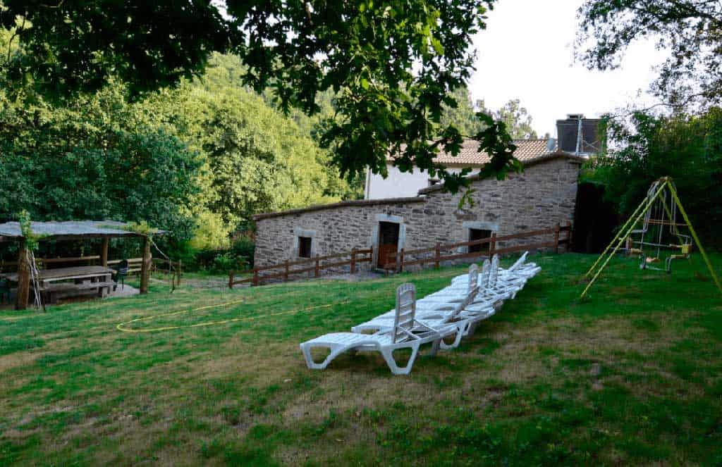 Casa rural completa en Santiago de Compostela