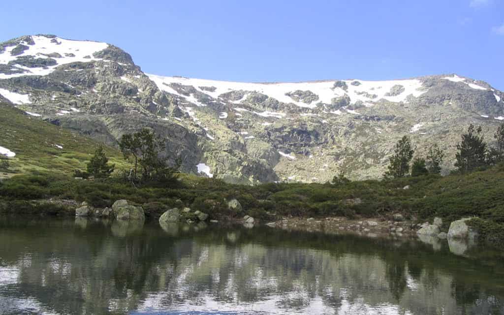 Sierra de Guadarrama es uno de los destinos ideales para el turismo de aventura en España