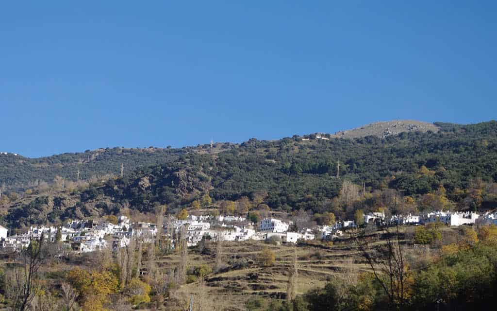 Pueblos de la Alpujarra granadina más bonitos
