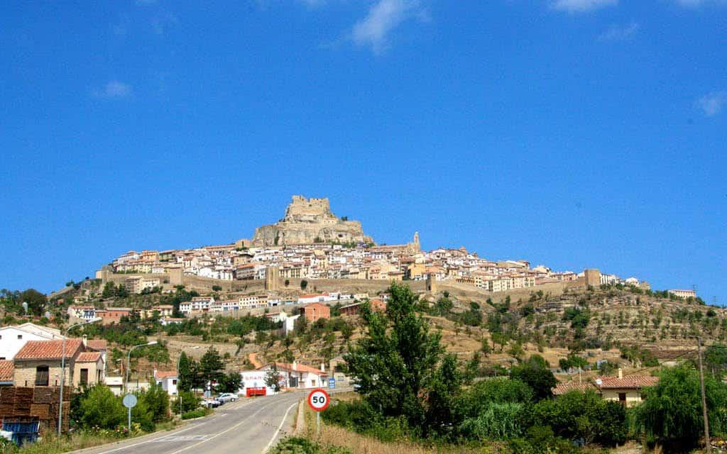 Morella es uno de los mejores destinos para hacer turismo rural en otoño