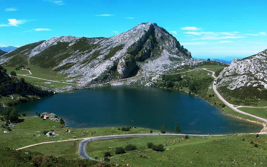 Parque Nacional de los Picos de Europa en Asturias