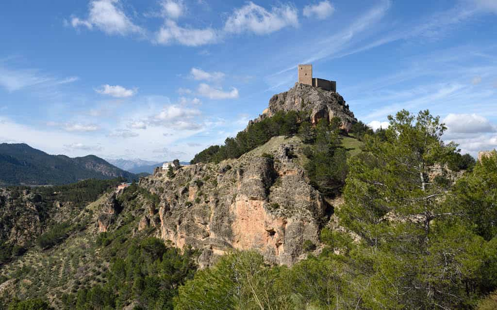 Segura de la Sierra en Jaén